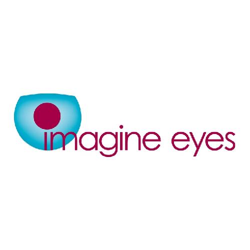 logo de la société Imagine Eyes