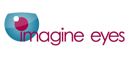 Logo IMAGINE EYES png