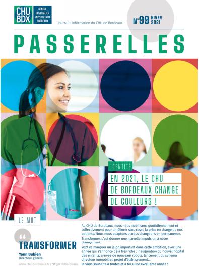 Journal Passerelles - Numéro Hiver 2021